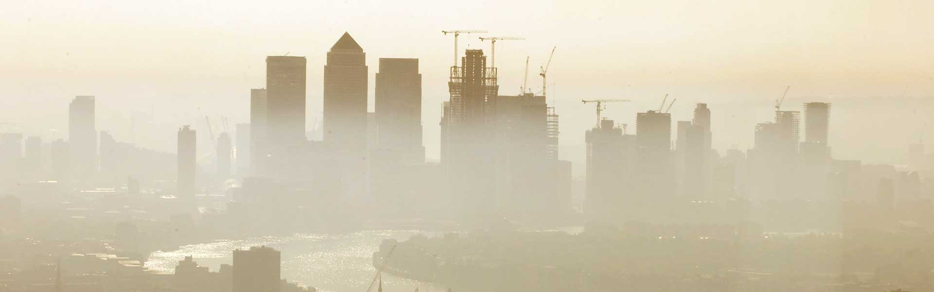 air pollution and indoor air quality