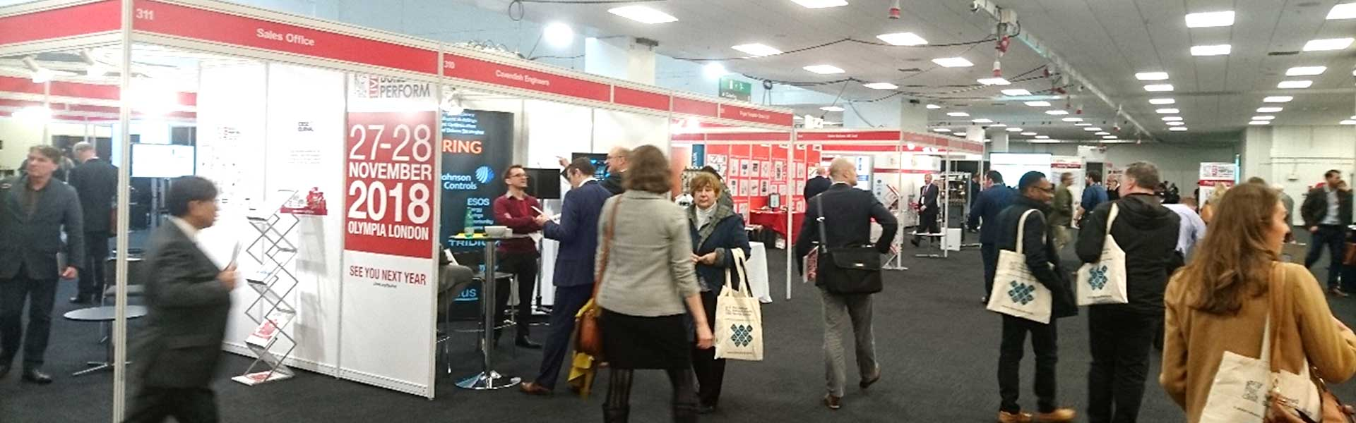 Gibbons Ultraviolet Solutions attend CIBSE Conference