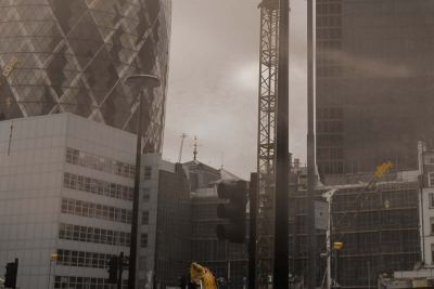 Air pollution is a big problem for building occupants