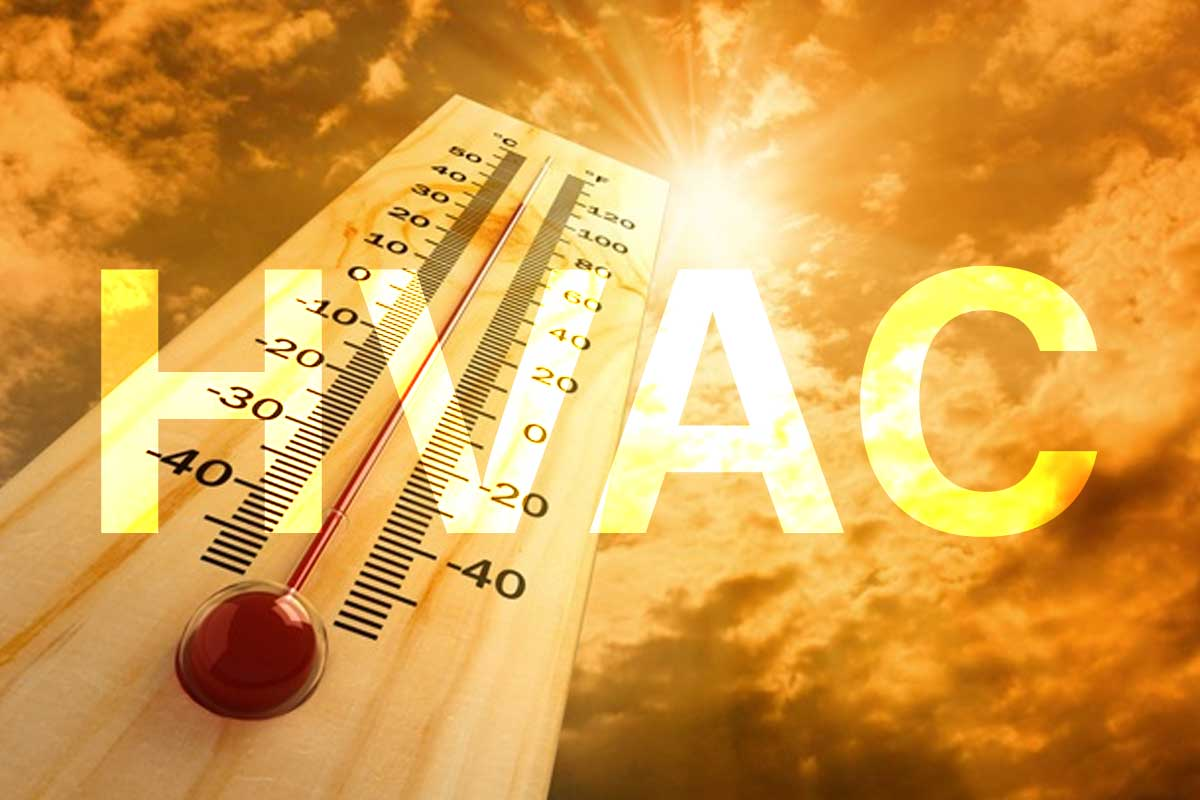 HVAC system cope with the heat