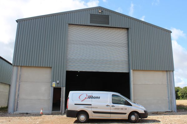 Leapingwells Farm   Gibbons Group Case Study   Agricultural Fans   Contractor