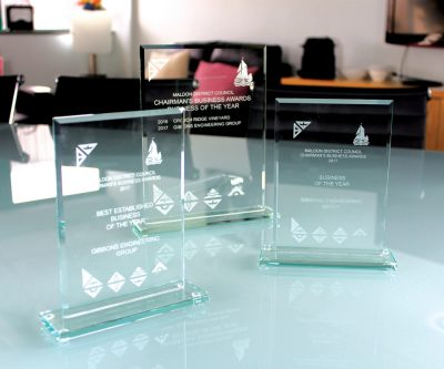 Gibbons recoqnised at local business awards
