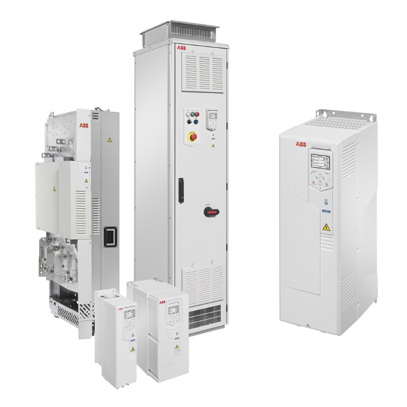 HVAC-specific ABB variable-speed drives