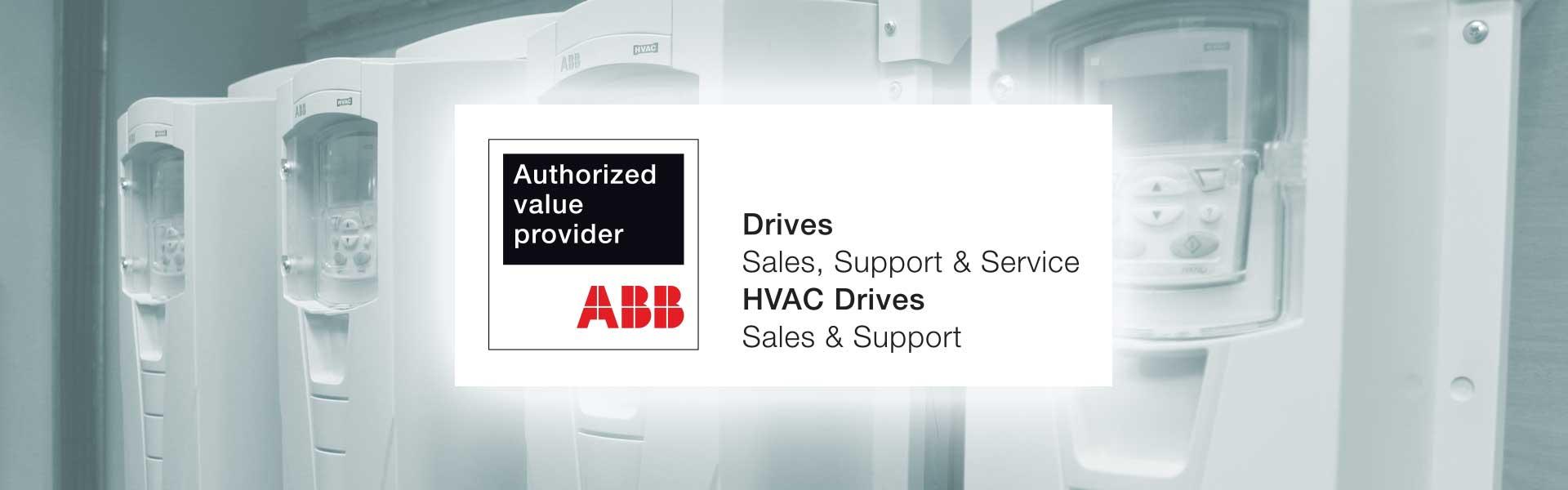 ABB authorised value provider