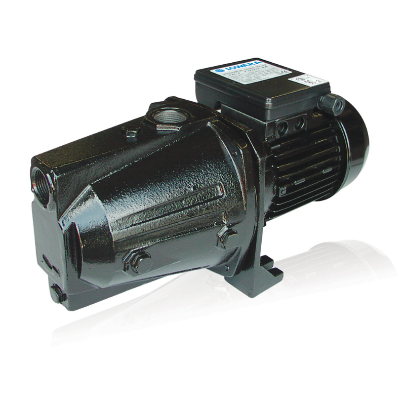 LOWARA JET Cast Iron Self-Priming Pumps | Gibbons Group | Pumps & Controls