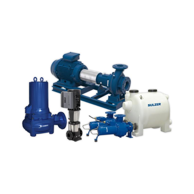 HVAC Pumps | Gibbons Group