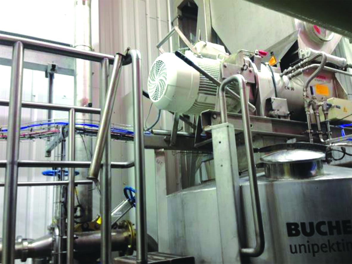 Apple-milling process refurbished