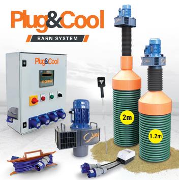 Plug&Cool barn system