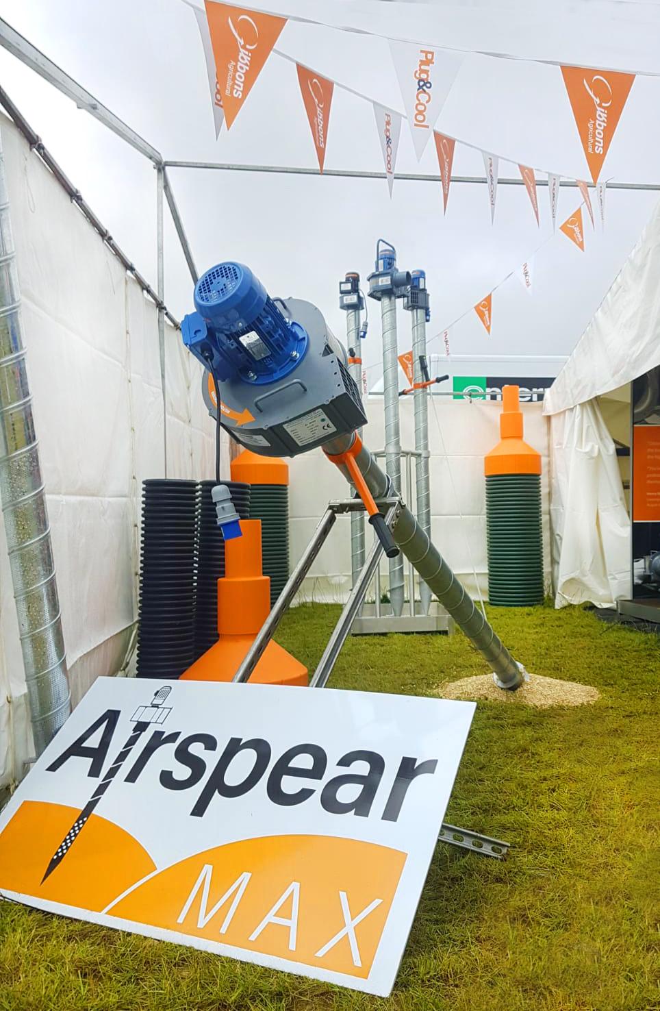 Airspear Max