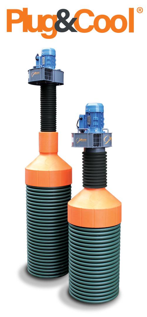 Plug&Cool system