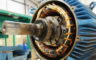 Motor refurbishment