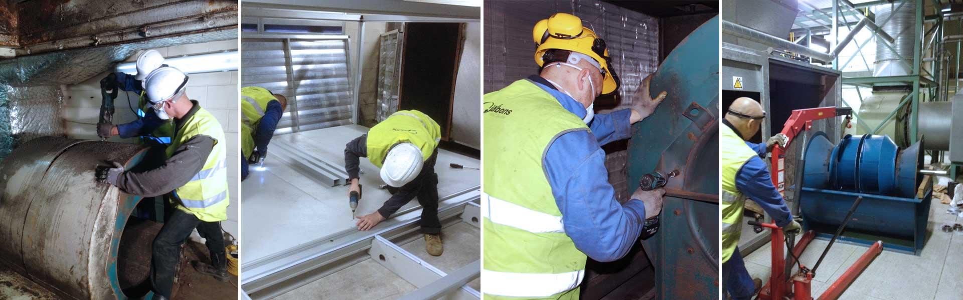 Gibbons HVAC Servicing